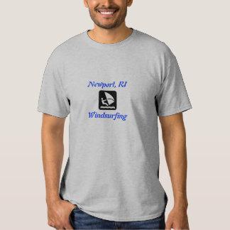 Newport, RI Windsurfing T Shirt