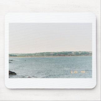 Newport shoreline mousepad