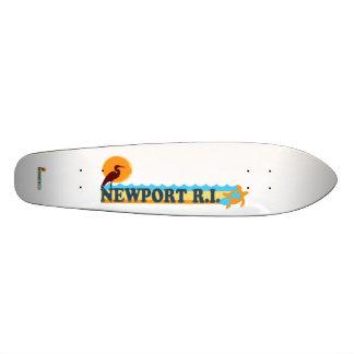 Newport. Skate Board Deck