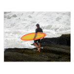 newport Surfer Post Cards