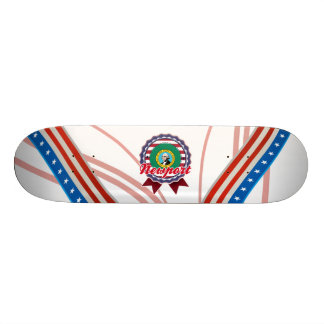 Newport, WA Custom Skate Board
