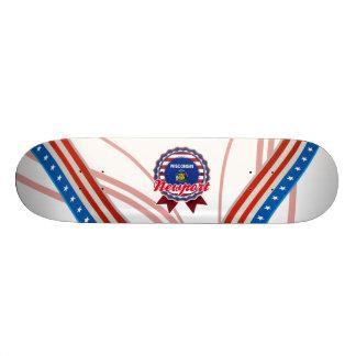 Newport, WI Skate Deck