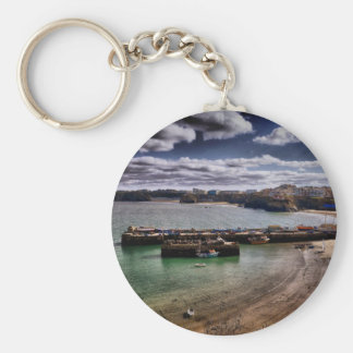 Newquay Key Ring
