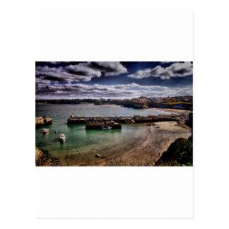 Newquay Postcard