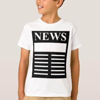 News Headlines T-Shirt