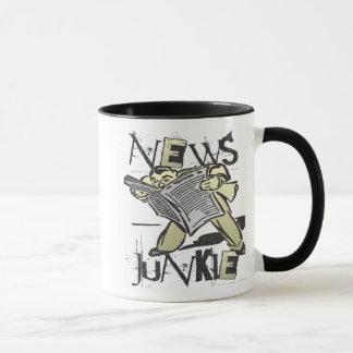 News Junkie Mug