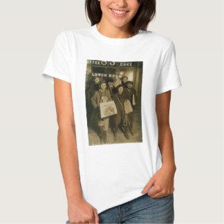 NEWSBOYS in New York Turn of Century Shirt