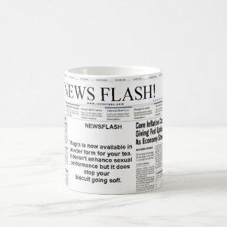 Newsflash Coffee Mug