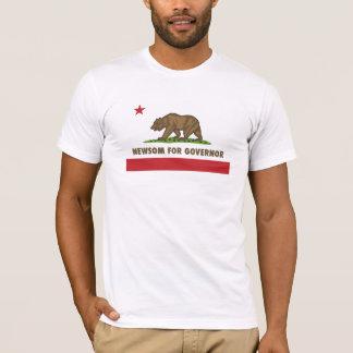 Newsom for Governor T-Shirt
