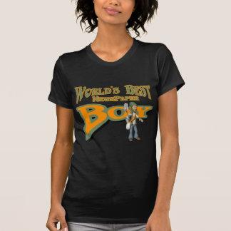 Newspaper Boy T-shirt