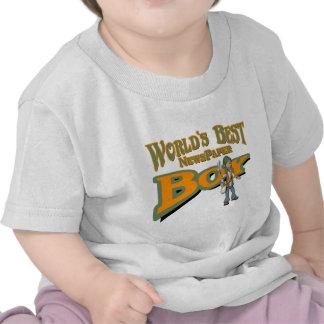 Newspaper Boy Shirts