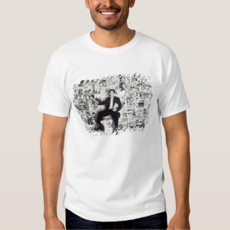 Newspaper salesman, c.1960 shirt