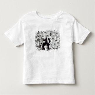Newspaper salesman, c.1960 t-shirt