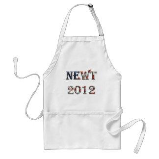 Newt 2012 - Newt Gingrich for President Standard Apron