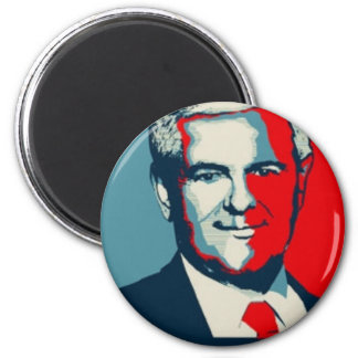 Newt Gingrich 2012 Magnets