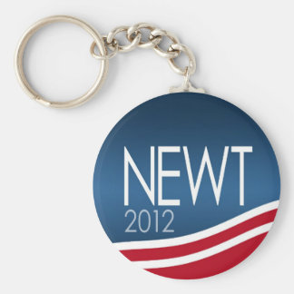 Newt Gingrich for President 2012 Keychains