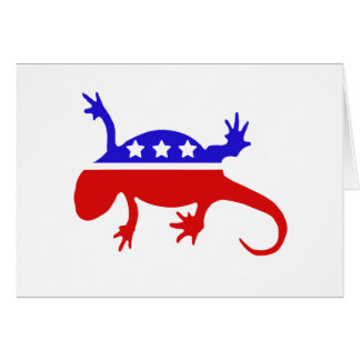 Newt Gingrich for President Greeting Card