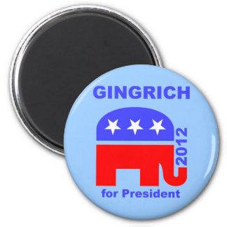 Newt Gingrich Refrigerator Magnets