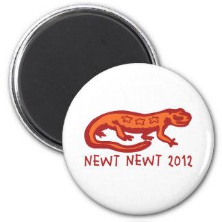 Newt Newt 2012 Refrigerator Magnets