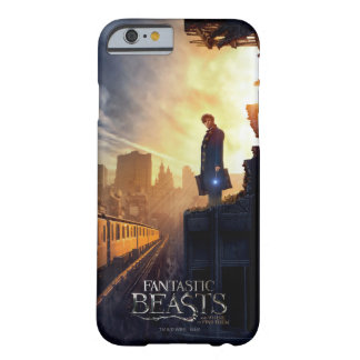 NEWT SCAMANDER™ in Destroyed Building Barely There iPhone 6 Case