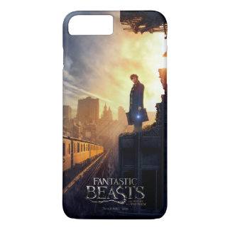 NEWT SCAMANDER™ in Destroyed Building iPhone 8 Plus/7 Plus Case