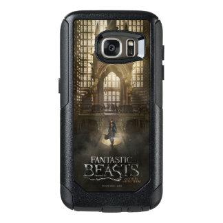 NEWT SCAMANDER™ in M.A.C.U.S.A. Headquarters OtterBox Samsung Galaxy S7 Case