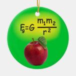 Newton Christmas Ornament