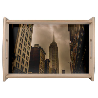 NewYork plate Serving Tray