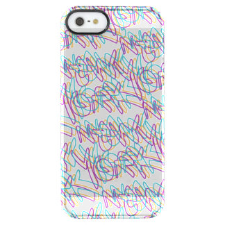 NewYork, Urban, StreetArt, USA, Design, NYC, Arts, Clear iPhone SE/5/5s Case