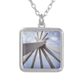 Next Adventure Silver Plated Necklace