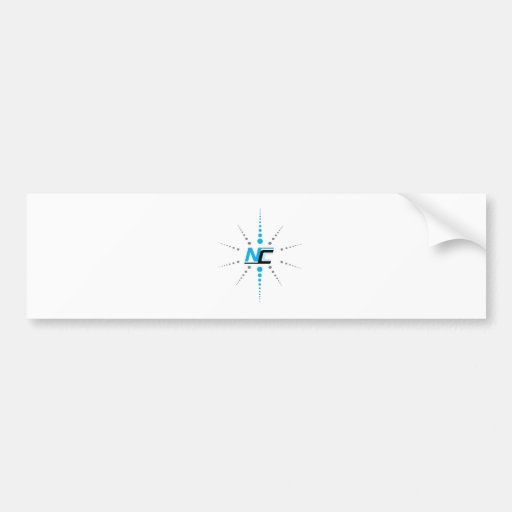 Next Century Clothing Co. Bumper Sticker