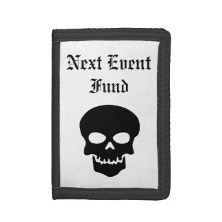 Next Event Fund affordable larping Tri-fold Wallets