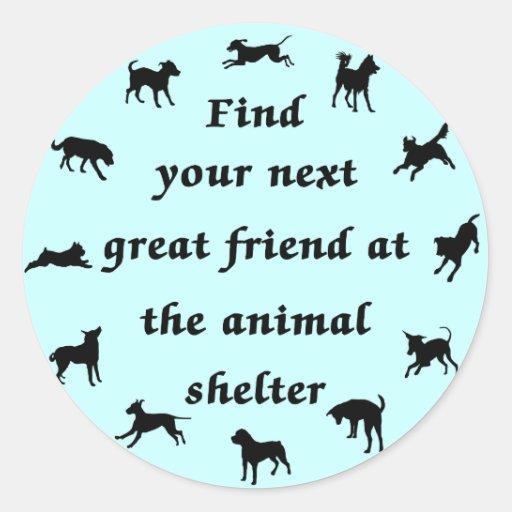 Next Great Friend Stickers