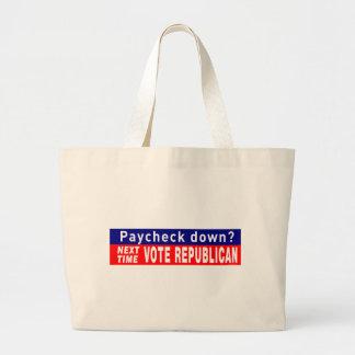 Next Time VOTE REPUBLICAN Tote Bag