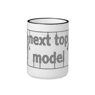 next top model ringer mug