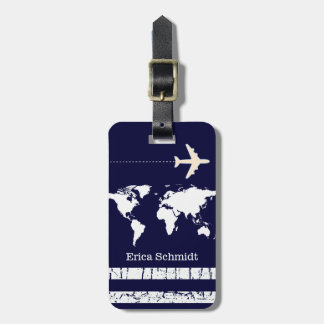 next travel personalized bag tag