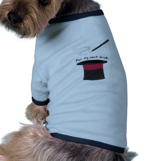 Next Trick Ringer Dog Shirt