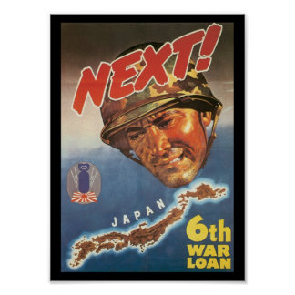 Next World War 2 Poster