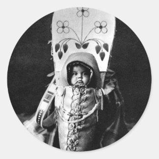 Nez Perce Baby Sticker
