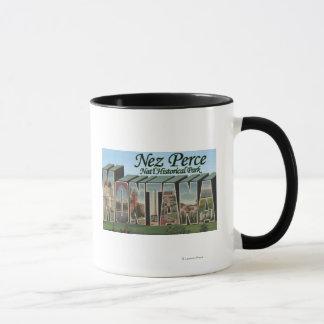 Nez Perce Nat'l Park, Montana Mug