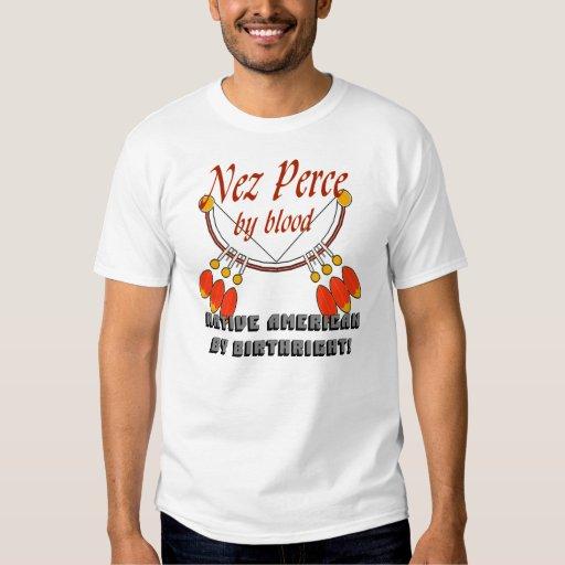 Nez Perce Tshirt