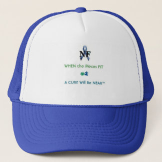 (NF-AWARENESS) WHEN the pieces FIT a CURE will be Trucker Hat