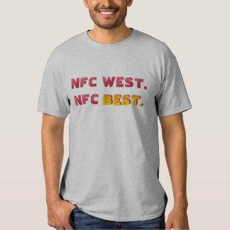 NFC West NFC Best (Cardinals) Tee Shirt