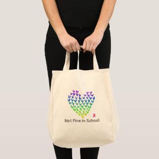 NFIS Shopper Natural Tote Bag