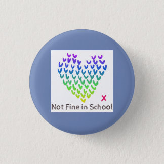 NFIS Small Badge (Blue)