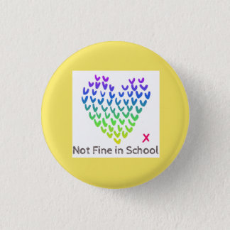 NFIS Small Badge (Yellow)