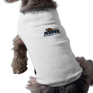 Nfusion Youth Flag Football Nyffl Under 14 Sleeveless Dog Shirt