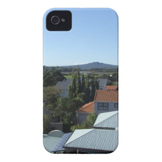 Ngataringa Bay And Rangitoto Island iPhone 4 Case-Mate Case