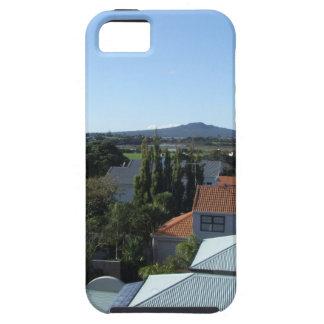 Ngataringa Bay And Rangitoto Island iPhone 5 Covers