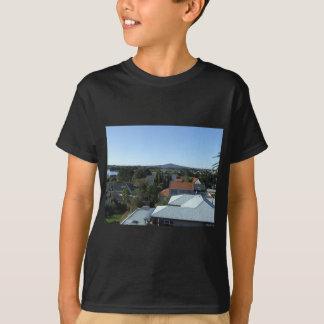 Ngataringa Bay And Rangitoto Island T-Shirt